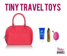 Tiny Travel Toys To Ease The Journey!